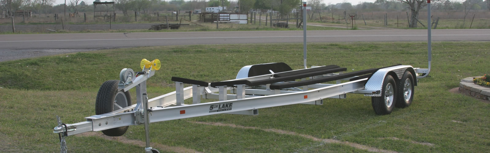 5th Lake Aluminum Boat Trailers