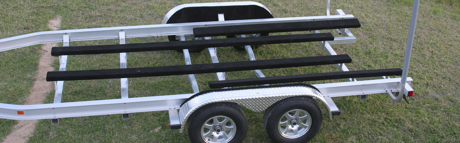 We take pride in every aluminum trailer we build